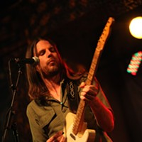 Live review: Jonathan Wilson, Visulite Theatre, 5/15/2012