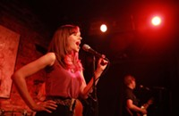 Live review: Lake Street Dive, Evening Muse (4/12/2013)