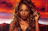 Live review: Ledisi, Robert Glasper Experiment at The Fillmore (5/8/2014)
