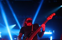 Live review: Mastodon, The Fillmore, 5/10/2012