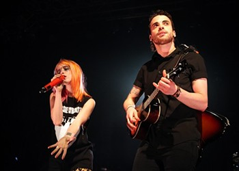 Live review: Paramore, The Fillmore (5/20/2013)