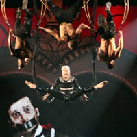 Live review: Pink, Time Warner Cable Arena (3/16/2013)