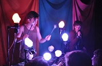Live review: Purity Ring (06/12/13)