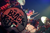 Live review: The Black Keys, Bojangles Coliseum, 3/24/2012