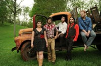 Live review: The Black Lillies, The Evening Muse (8/4/2013)