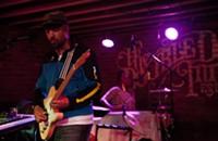 Live review: Van Hunt, Double Door Inn, 4/5/2012
