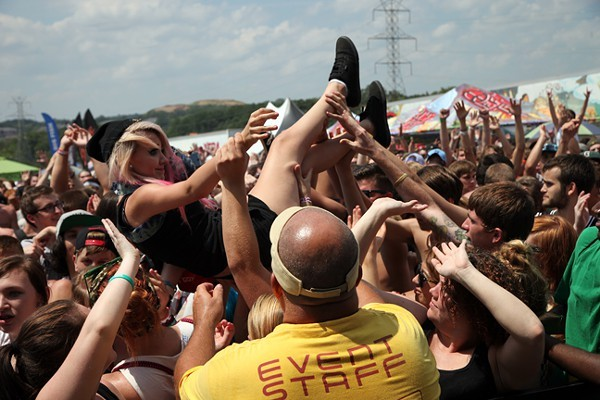 live review: vans warped tour, verizon wireless amphitheatre (7/29