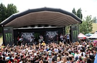 Live review: Vans Warped Tour, Verizon Wireless Amphitheatre, 7/30/2012