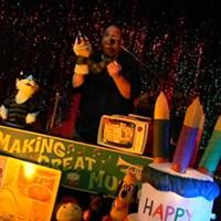 Live review: Your Fuzzy Friends, Snug Harbor, 5/12/2012