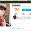 Living Social deal for Sobo Loft