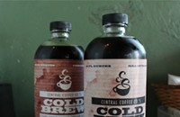 Local Discovery: Cold Brew at Central Coffee