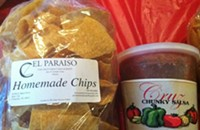 Local Discovery: Tortilla chips para El Paraiso