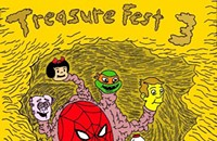 Local music festival Treasure Fest III announces initial lineup