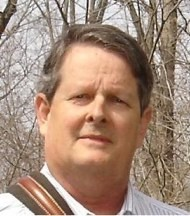 Lon Cecil, Libertarian candidate for NC's 12th Congressional District.