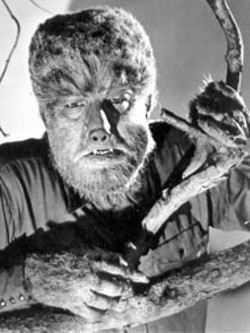 UNIVERSAL - Lon Chaney Jr. in Frankenstein Meets the Wolf - Man, included in The Monster Legacy - Collections