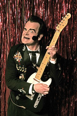 LONG LIVE THE KING: Unknown Hinson
