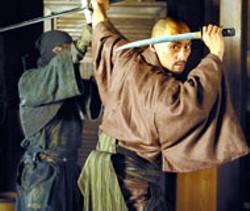 DAVID JAMES/WARNER - LOOKING SHARP Ken Watanabe in The Last - Samurai