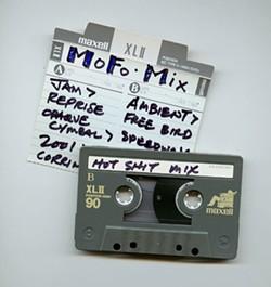 DREW KINNEY - LOST ART The Keck's bespoke mixtape