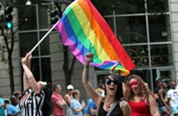 Loud, proud and back: The Pride parade returns after 19 years