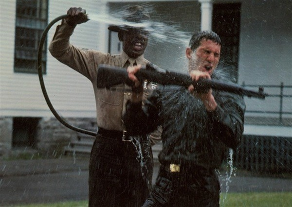Louis Gossett Jr. and Richard Gere in An Officer and a Gentleman (Photo: Warner Bros. & Paramount)