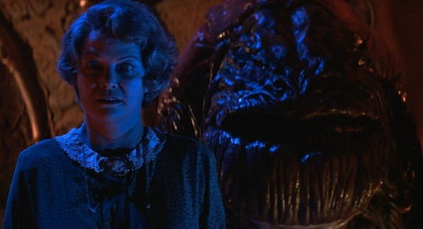 Louise Fletcher in Invaders from Mars (Photo: Shout! Factory)