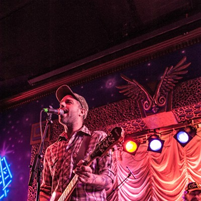 Lucero @ Visulite Theatre, 2/19/15
