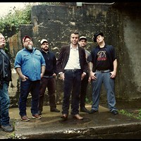 Lucero's punk, soul and rock 'n' roll