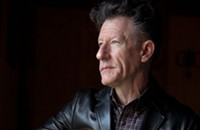 Lyle Lovett at Belk Theater tonight (5/6/2013)