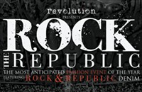 Upcoming event: Rock the Republic Fashion Show