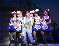 MAID IN CHARLOTTE: Them Dirty Rotten Scoundrels