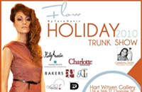 Upcoming: Holiday 2010 FLOW by Tara Davis Trunk Show