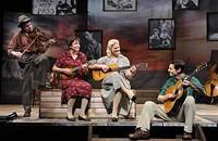 Theater reviews: <i>Woody Sez, Spring Awakening</i>