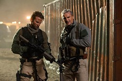DOUG CURRAN / FOX - MAKING THE GRADE: The A-Team, starring Bradley Cooper and Liam Neeson, works as a summer action flick.