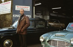 JACK ENGLISH / LIONSGATE - MAN ABOUT LONDON TOWN: Jason Statham in The Bank Job.