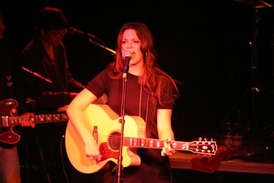 Mandy Moore (Amos' Southend, Sept. 9)