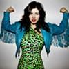 Marina & The Diamonds at the Fillmore tonight (12/11/2012)