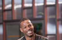 Marlon Wayans talks about meditation, his first love and more