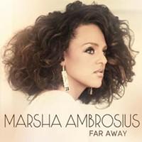 Marsha Ambrosius' beautiful British vocals - Tonight @ The Fillmore