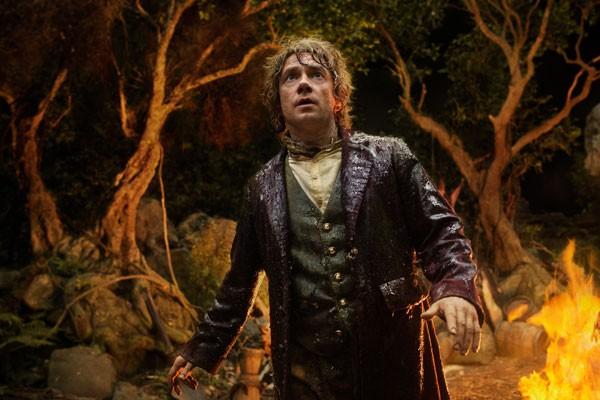 Martin Freeman as Bilbo Baggins (Photo: Warner Bros. & MGM)