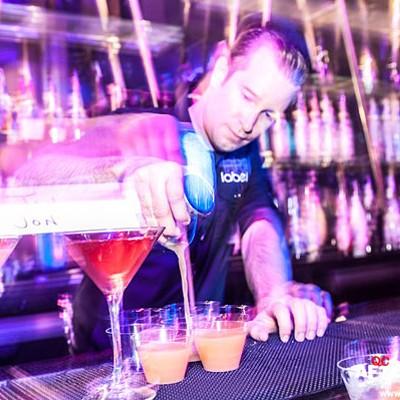 Martini Madness, 8/23/13