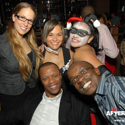 Marvel party at Suite, 10/28/11