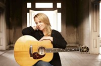 Mary Chapin Carpenter playing Knight Theater tonight (2/21/13)