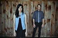 Couple finds musical happiness within local band Matrimony