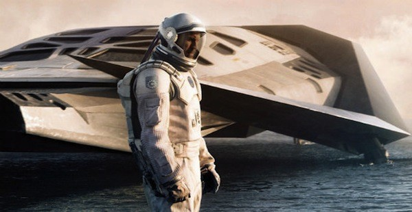 Matthew McConaughey in Interstellar (Photo: Paramount)