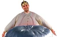 Halloween costume idea: Balloon boy (updated)