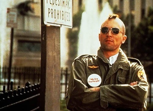 MEAN STREETS: Robert De Niro in Taxi Driver - SONY