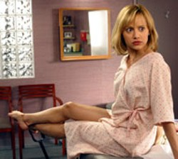 ZADE ROSENTHAL / COLUMBIA - MEDICAL EMERGENCY A case of mistaken identity - lands Brittany Murphy in a gynecologist's office in - Little Black Book