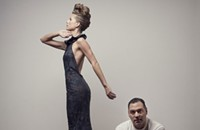 Meet custom fashion designer Luis Machicao