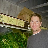 Meet Jason Surface, produce market manager