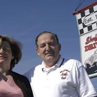 Meet restaurant owners Sam and Maria Housiadas